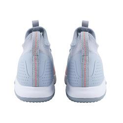 Women's Intermediate Low-Rise Basketball Shoes Fast 500 - White/Orange