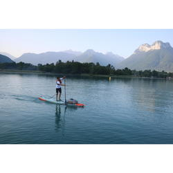 "Opblaasbaar touring supboard X500 13""-31' groen"