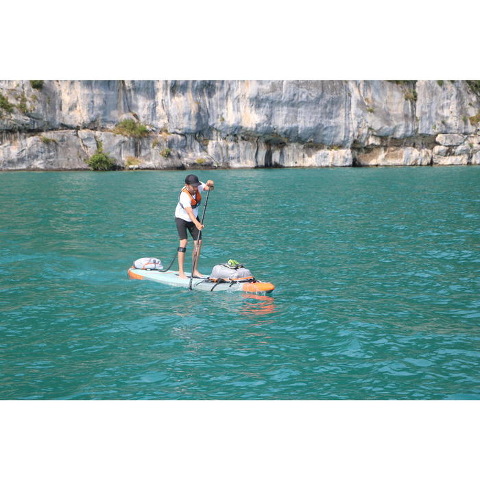 PADDLE STAND UP PADDLE 500 COLLAPSIBLE ADJUSTABLE CARBON SHAFT 170-210 CM - L