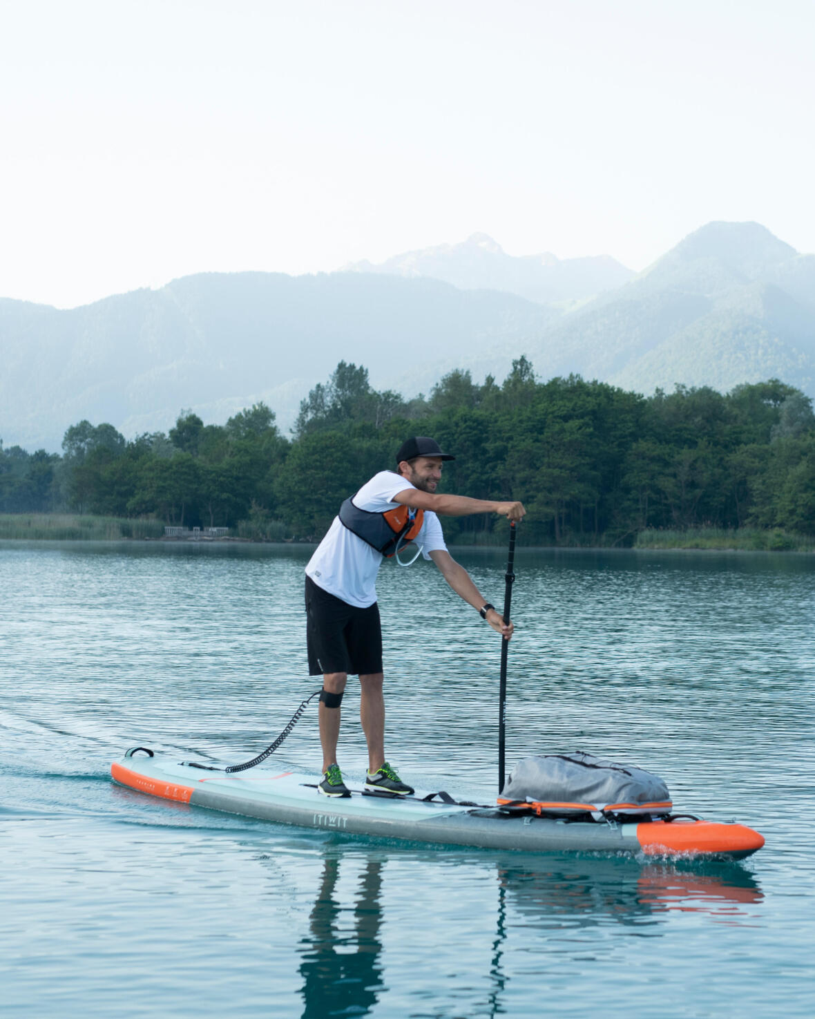 stand up paddle gonflable randonnee