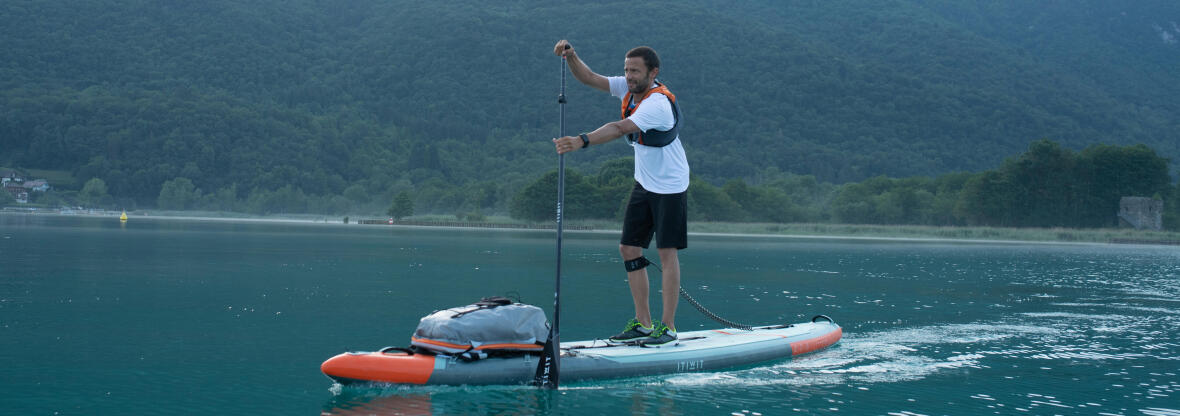 posture stand up paddle