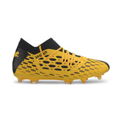 Chaussures de football Puma Future 5.3 FG adulte jaune