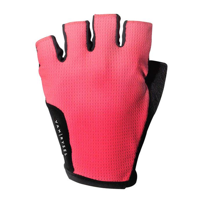 Fietshandschoenen race 500 roze
