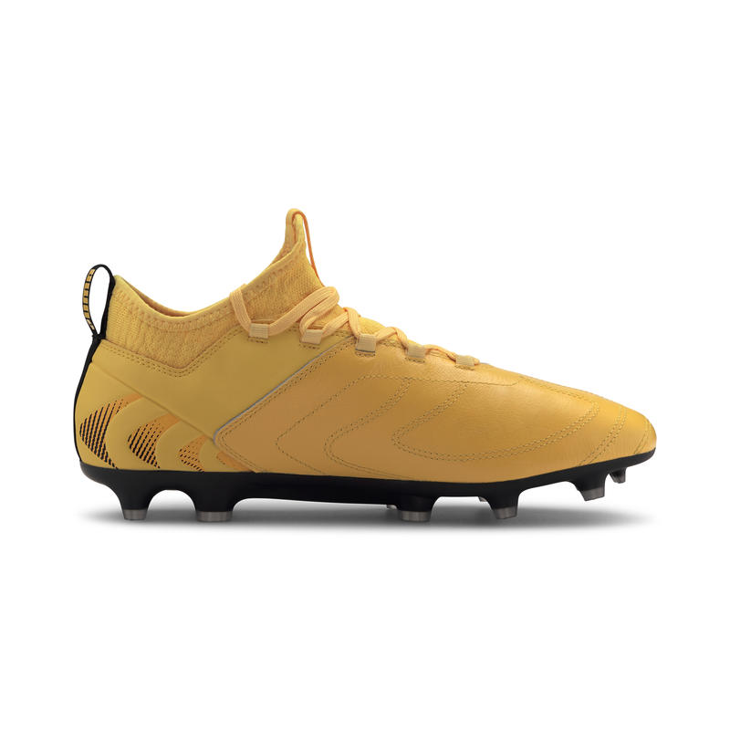 Adults' FG Football Boots One 20.3 - Yellow