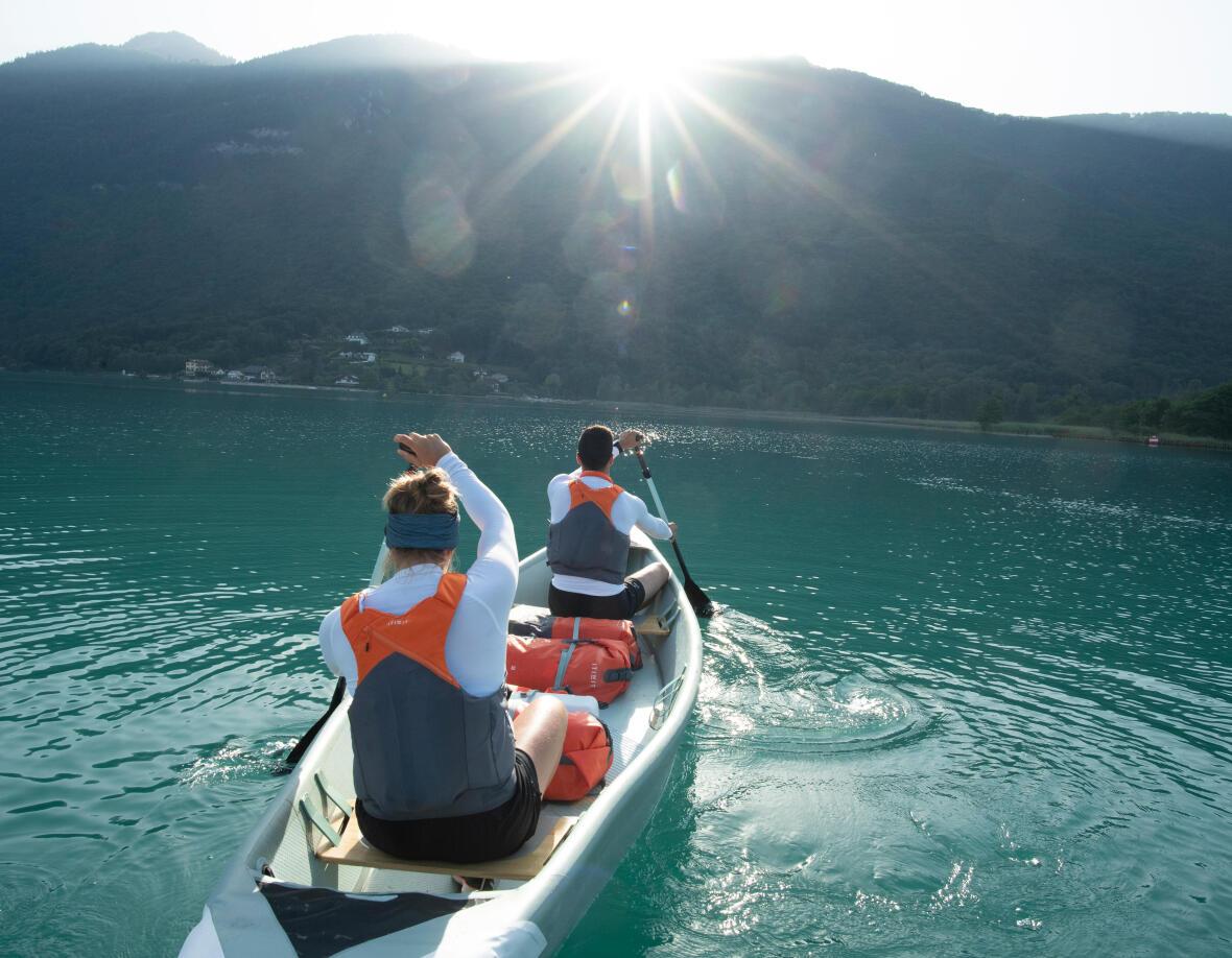 checklist kayak day trip