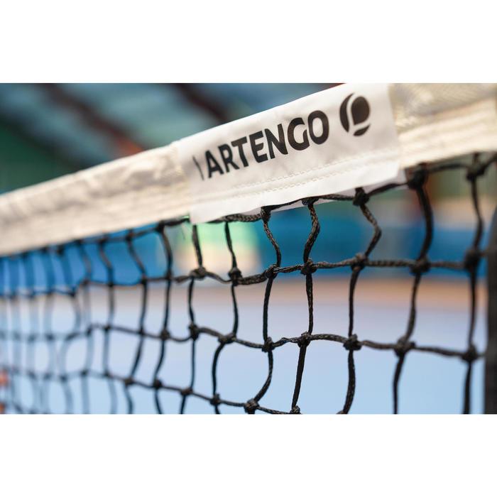 Tennisnet voor competitie