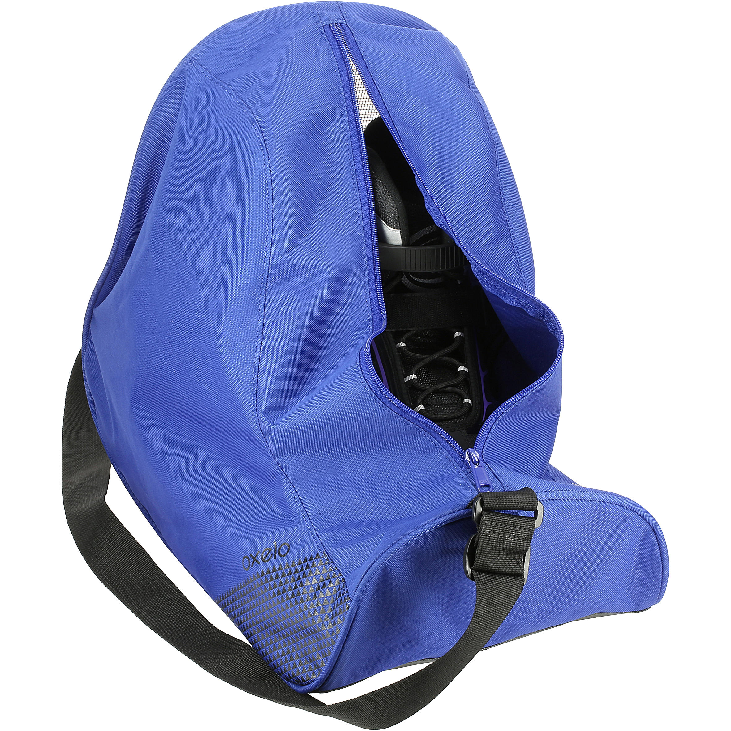 Fit Inline Skating Bag 26 Litres - Blue