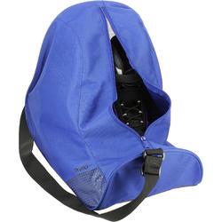 Fit 26公升輪鞋袋 藍色