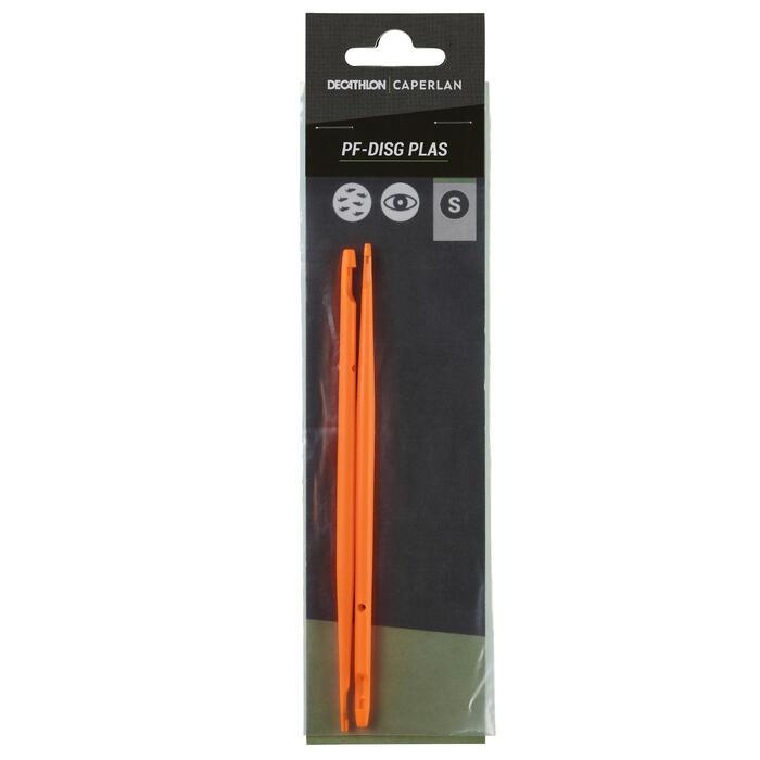Hakenlöser 2er-Set PF-DISG Kunststoff orange