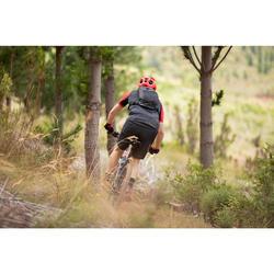 登山車安全帽ST 500 - 紅色