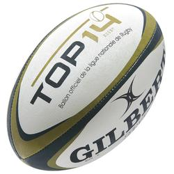 BALLON DE RUGBY GILBERT TOP 14