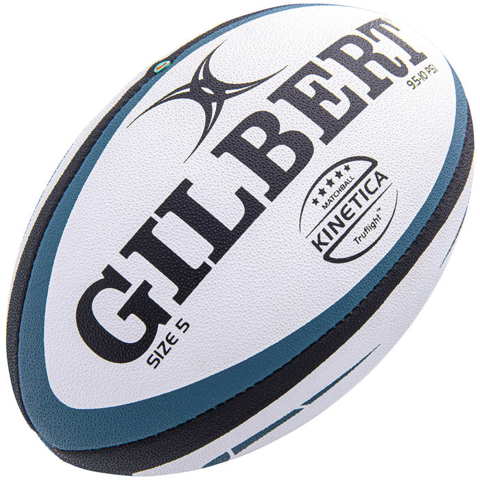 Ballon de rugby Gilbert Kinetica Taille 5