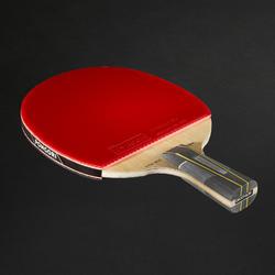 Club Table Tennis Bat TTR 960 Spin C-Pen & Cover