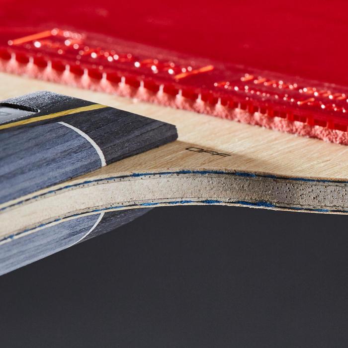 社團用桌球拍TTR 960 Spin C-Pen(附拍套)