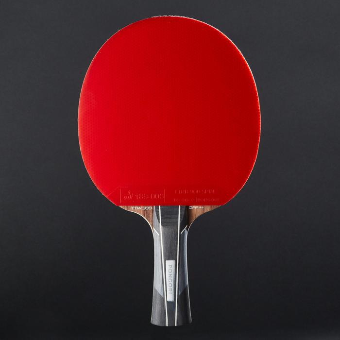 社團用桌球拍TTR 960 Speed(附拍套)