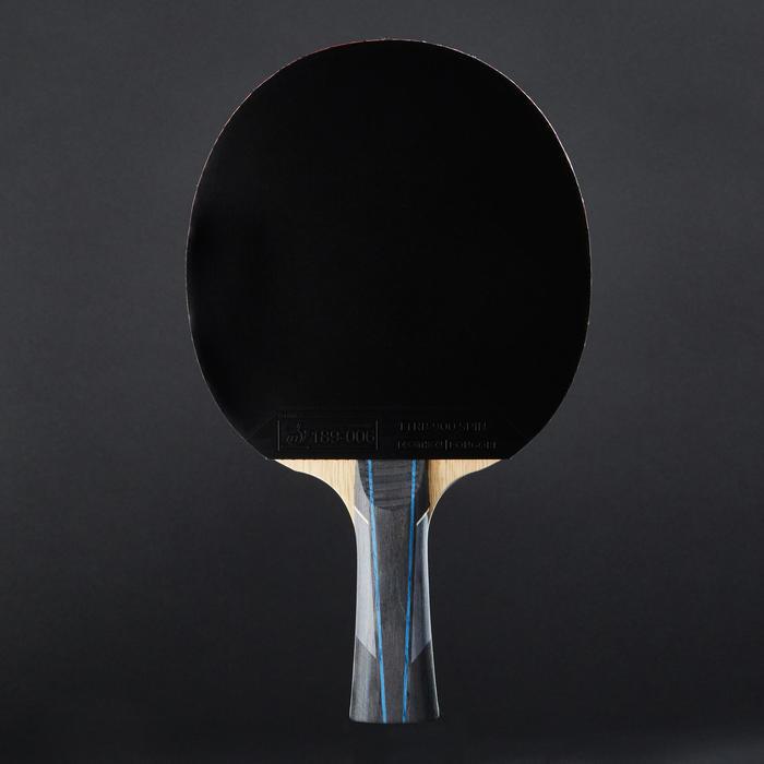 Club Table Tennis Bat TTR 560 Speed & Cover
