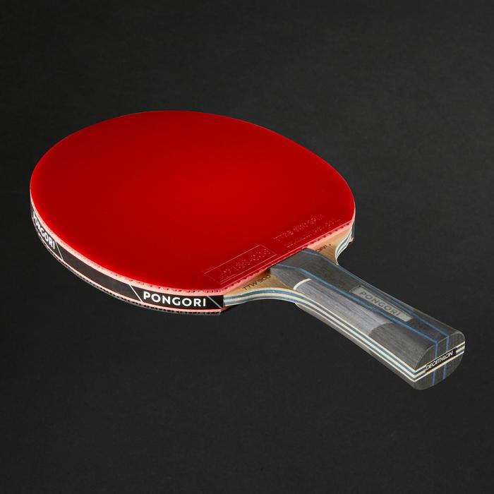 Club Table Tennis Bat TTR 930 Speed & Cover
