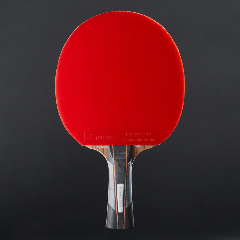 Club Table Tennis Bat TTR 900 Spin