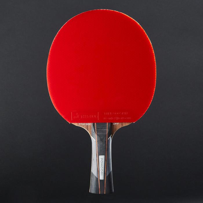RAQUETTE DE TENNIS DE TABLE EN CLUB TTR 900 SPIN
