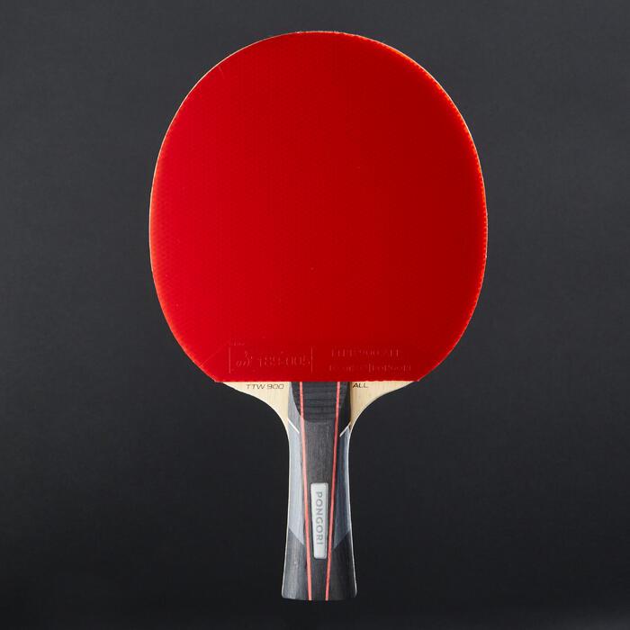社團型桌球拍TTR 900 All(附拍套)