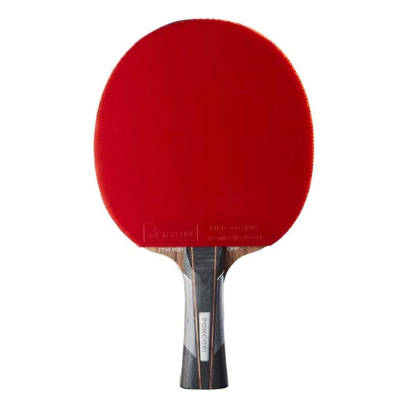 РАКЕТКИ, ПРОДВИНУТЫЙ УРОВЕНЬ Игры с ракетками - РАКЕТКА TTR 900 SPIN PONGORI - Настольный теннис