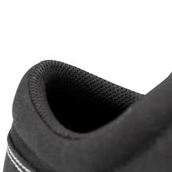 Chaussures basses skateboard-longboard adulte VULCA 100 Noir Blanc
