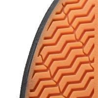 Chaussures basses skateboard-longboard adulte VULCA 100 triple noir