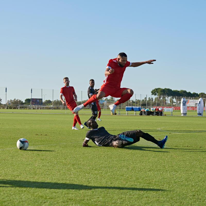 football_kipsta_decathlon_blessure