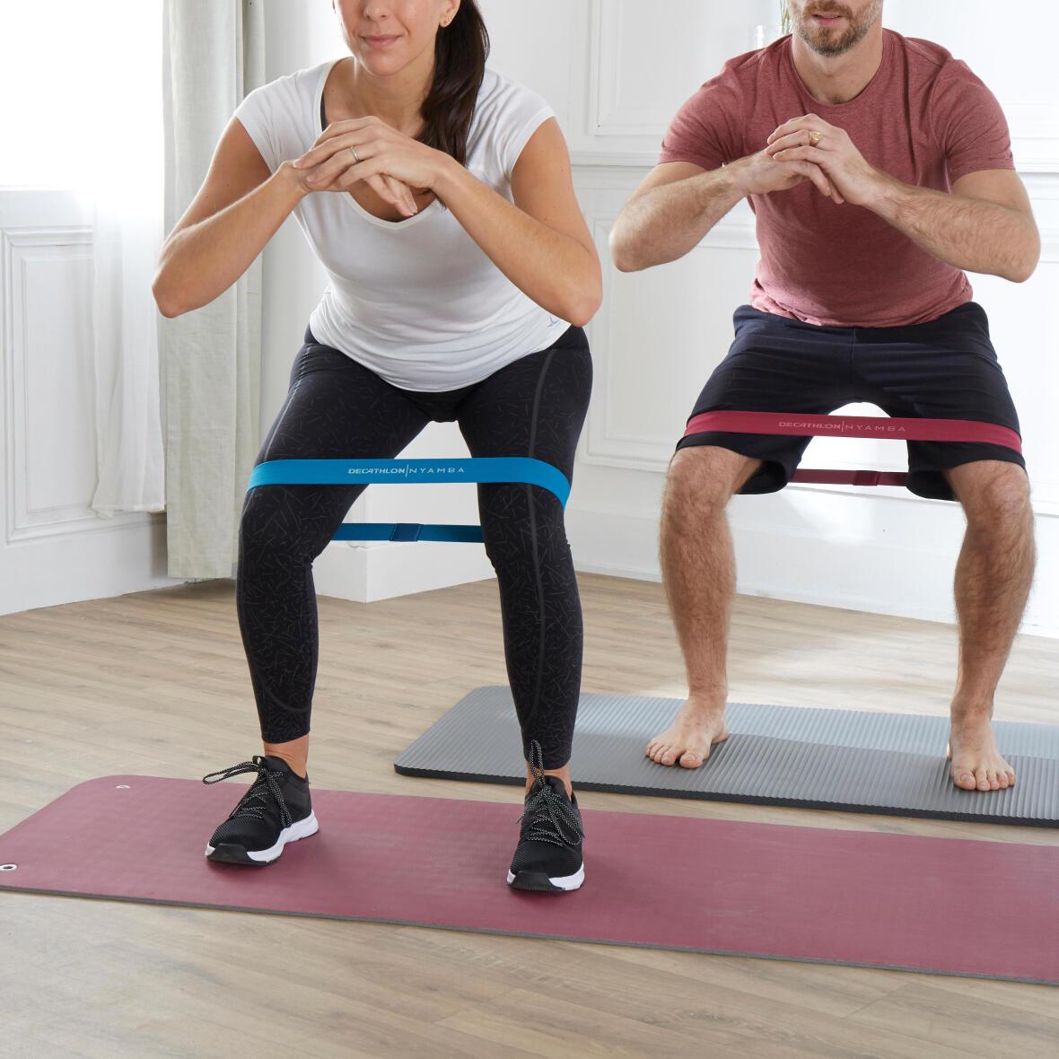 Pre-workout Activation