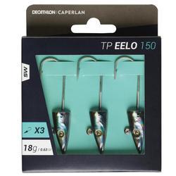 Darting jigkop voor zeevissen TP EELO 150 18 g