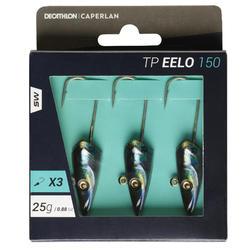 Darting jigkop voor zeevissen TP EELO 150 25 g