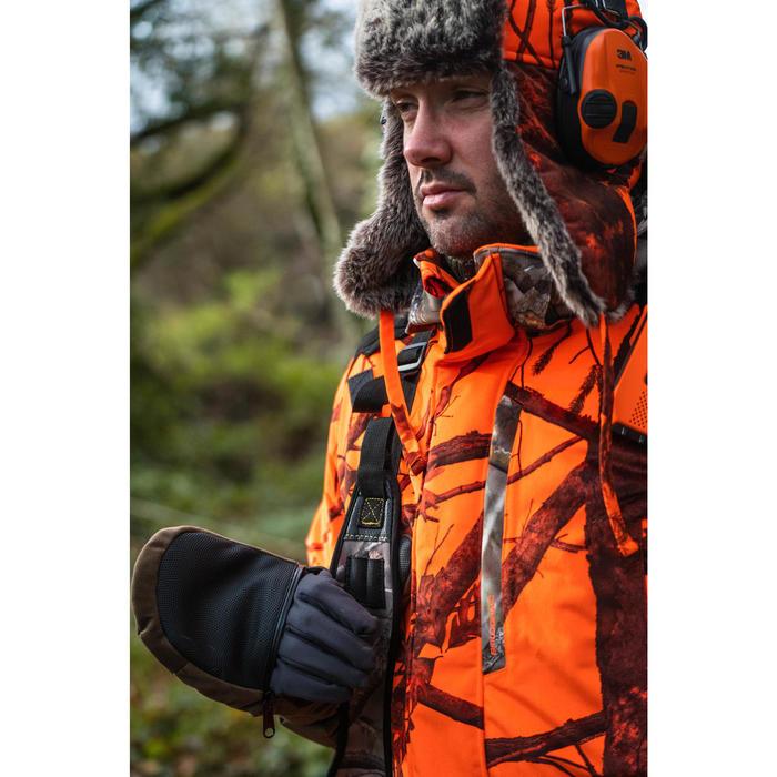 Jagdhandschuhe Fäustlinge 900 warm