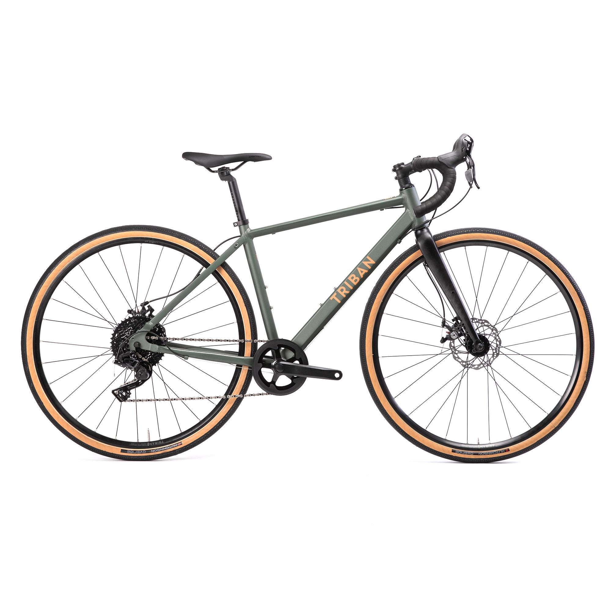Bicicletă GRAVEL 120 Damă