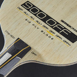 Table Tennis Blade TTW 900 Off C-Pen