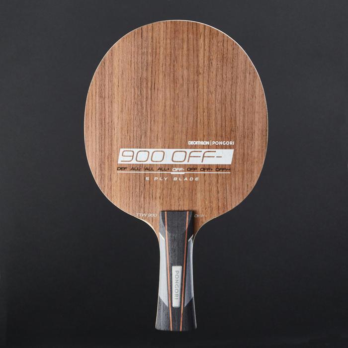 刀板桌球拍TTW 900 Off-