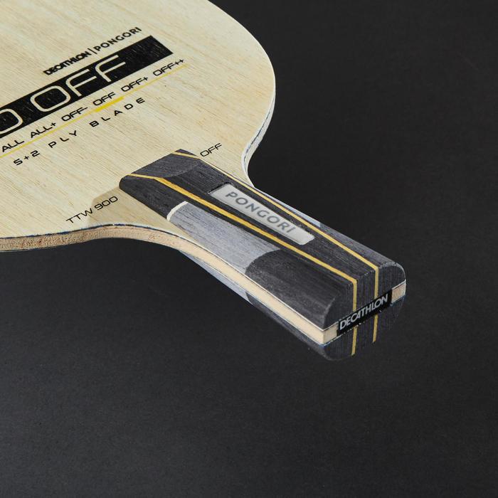 刀板桌球拍TTW 900 Off C-Pen