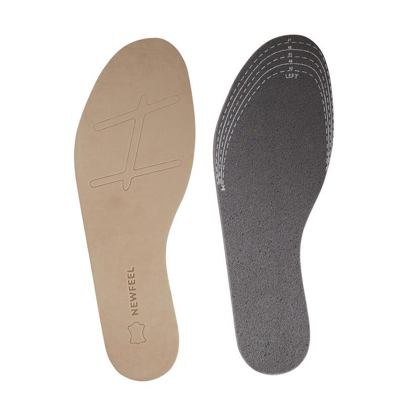 Plantillas Walk Leather