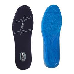 Palmilhas Walk Gel Azul