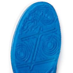 Semelles Walk Gel bleu
