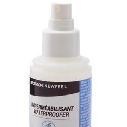 Water- en vuilafstotende spray voor wandelaars leer en textiel 100 ml