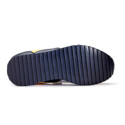 Kindersneakers voor wandelen Reebok Royal marineblauw klittenband