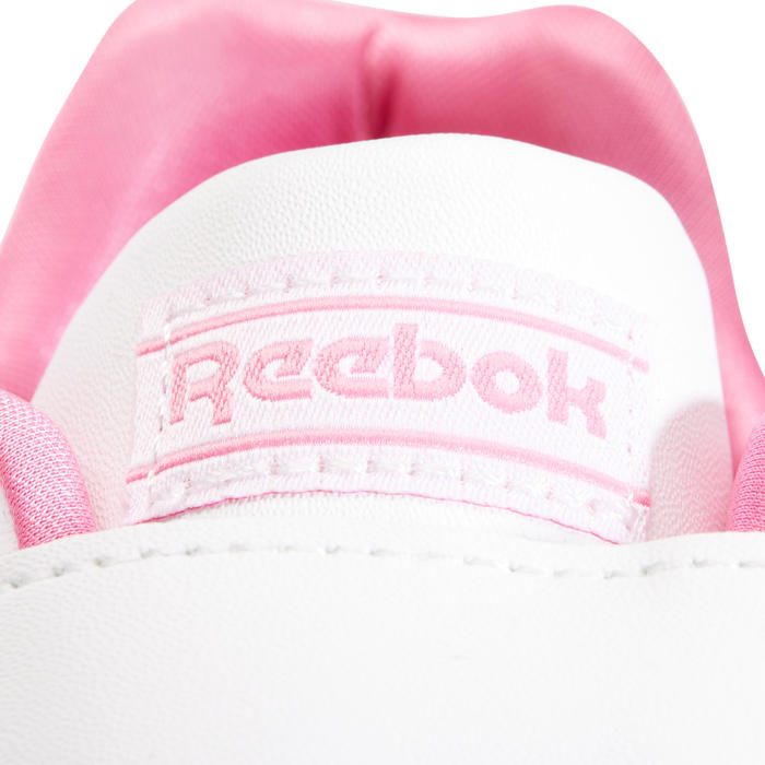 Chaussures marche enfant Reebok Royal rose scratch