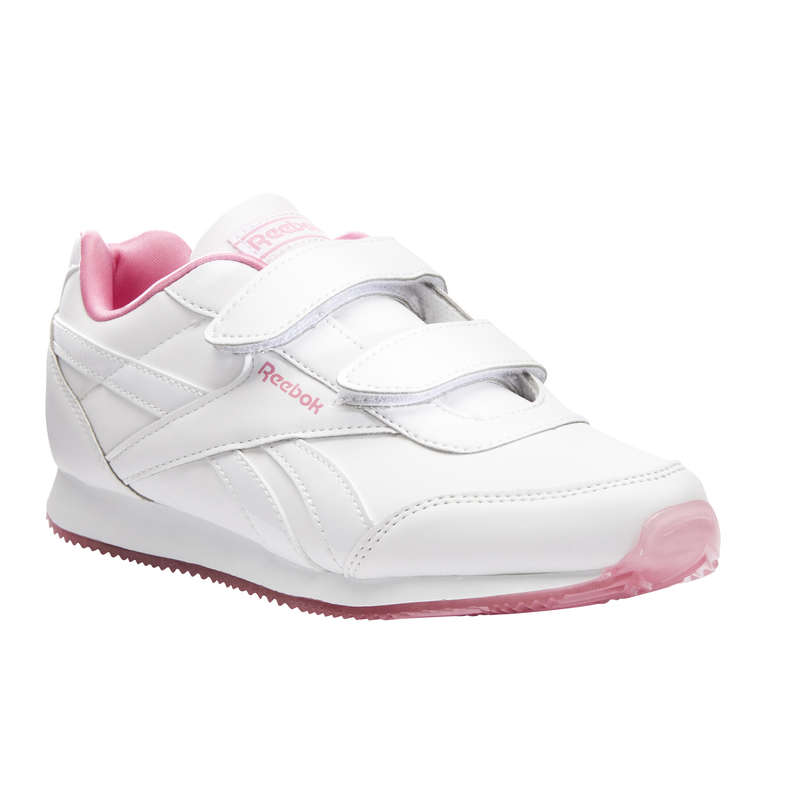 JUNIOR SPORT WALKING SHOES Hiking - REEBOK ROYAL RIP-TAB PINK REEBOK - Outdoor Shoes