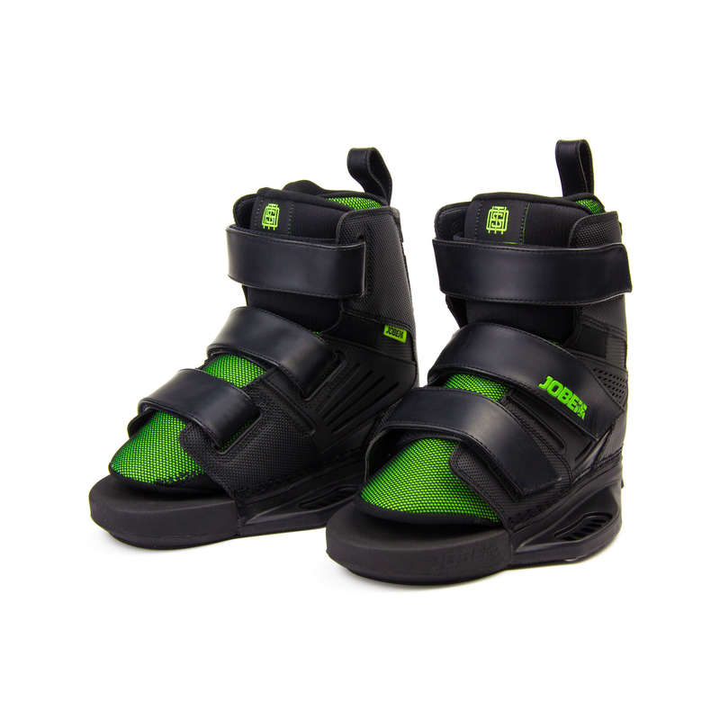 WAKEBOARD and BINDINGS All Watersports - WAKEBOARD BINDINGS JOBE HOST JOBE - All Watersports