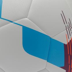 4號混合足球F500-白色