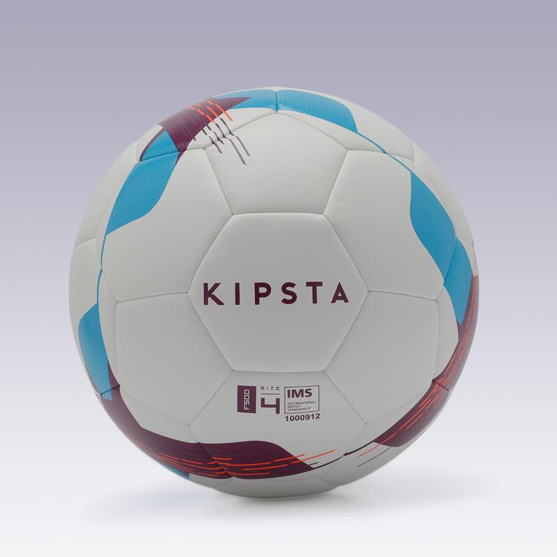 F500 hybrid soccer ball size 4