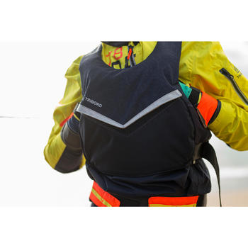 Sailing 50N Buoyancy Aid Dinghy 500 - Orange