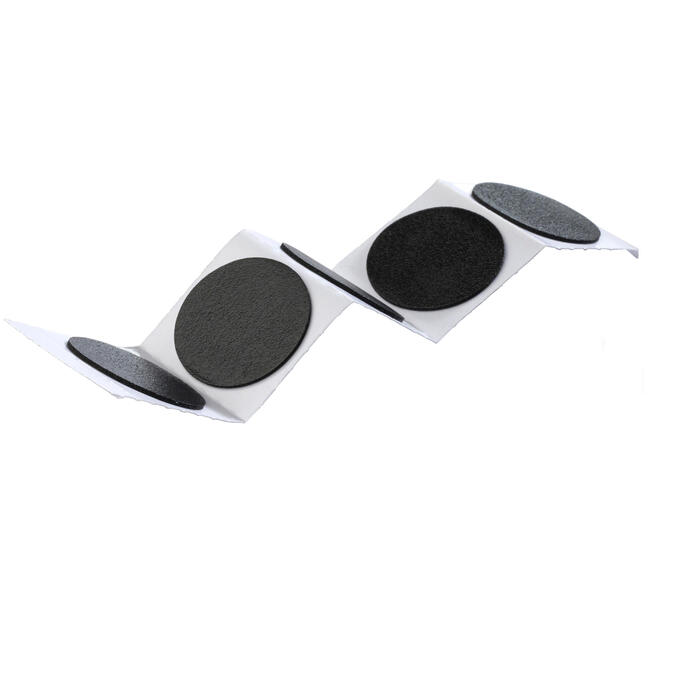Kit de 6 patchs autocollants de réparation pour matelas gonflable