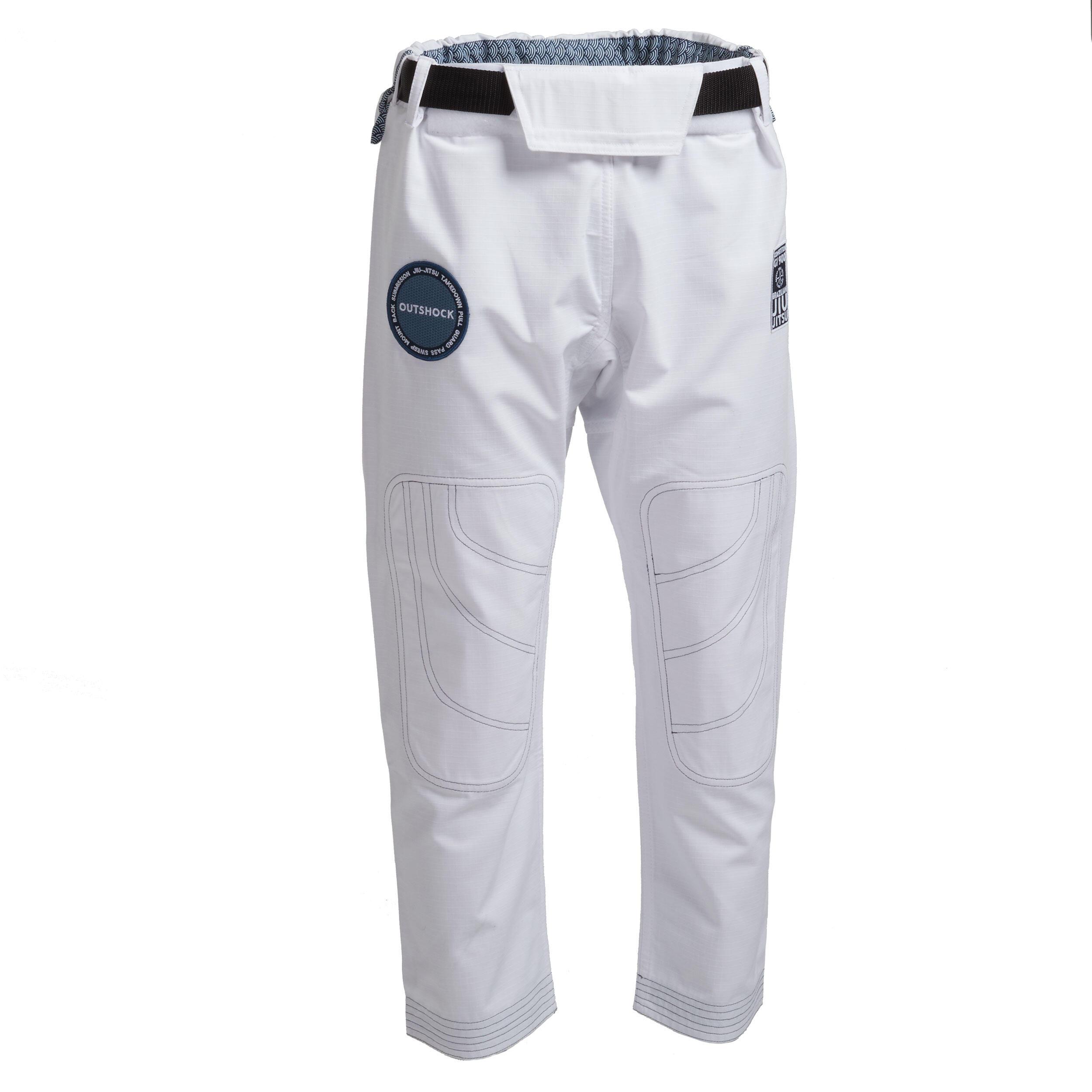 Pantalon JJB 900 Alb imagine