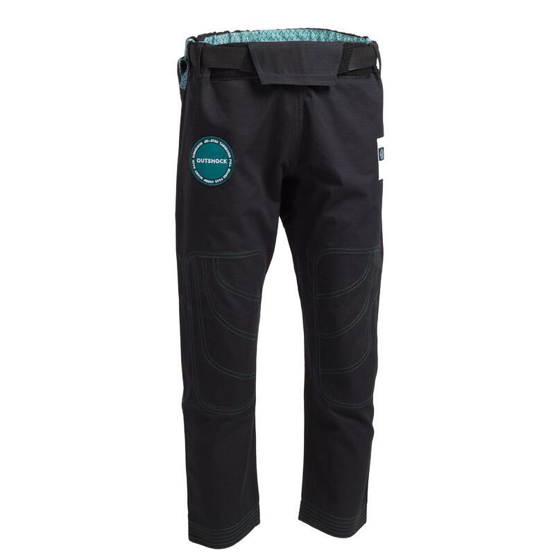 Pantalon Jiu-Jitsu 900 Negru